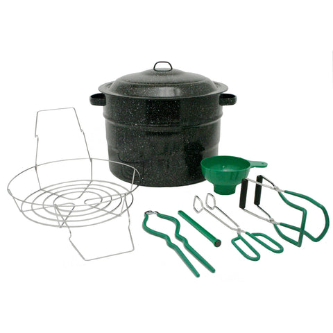 Granite Ware 8 Pc Canner Set
