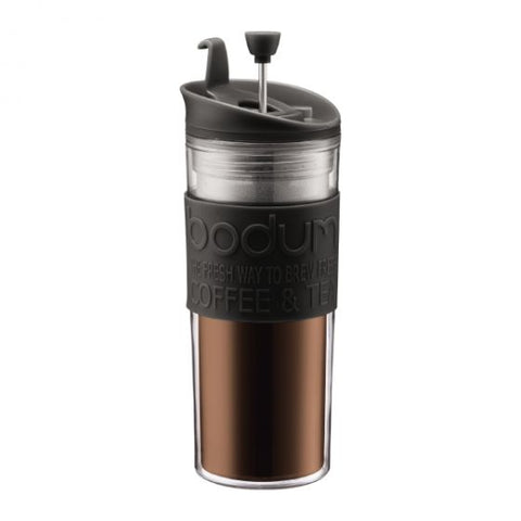 Bodum  15 oz. Travel French Press Black