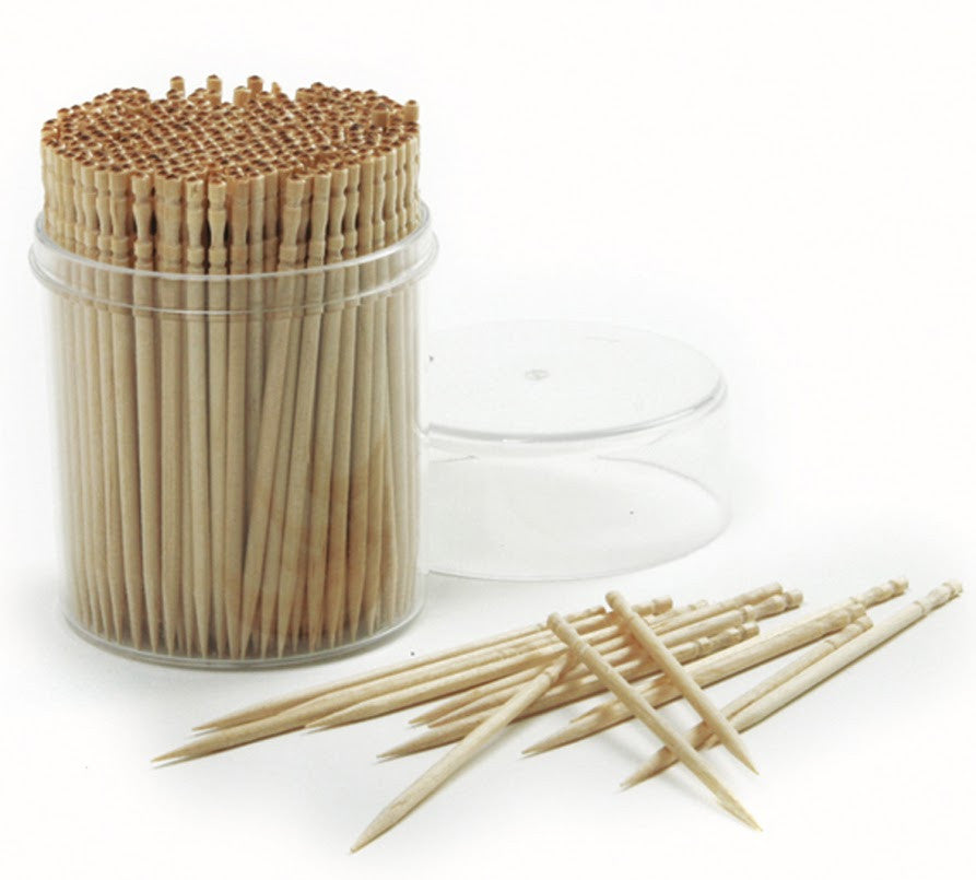 Norpro 360 Ornate Wood Toothpicks