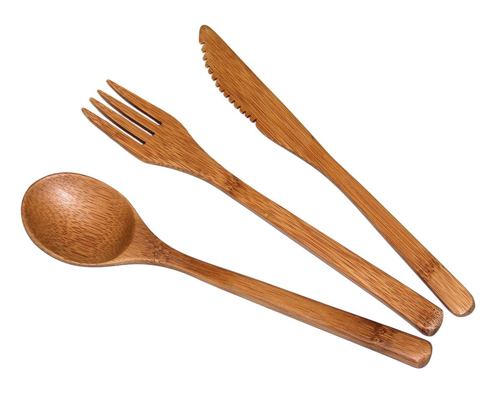 Totally Bamboo Flatware Set
