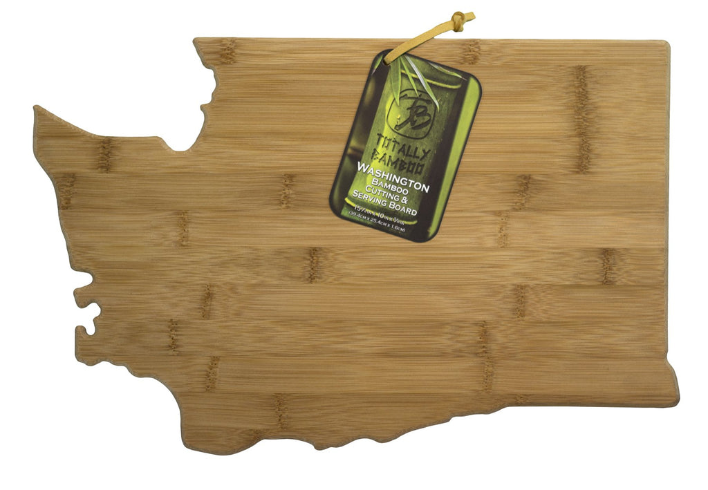 Bamboo Washington Cutting Board