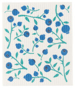 Now Designs Ecologie Swedish Dishcloth Blueberries