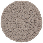 Now Designs Knotted Trivet Gray