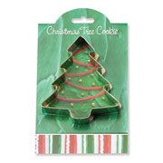 AC Christmas Tree Cookie Cutter MMC