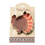 Turkey Cookie Cutter MMC