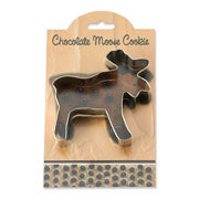 Chocolate Moose Cookie Cutter MMC