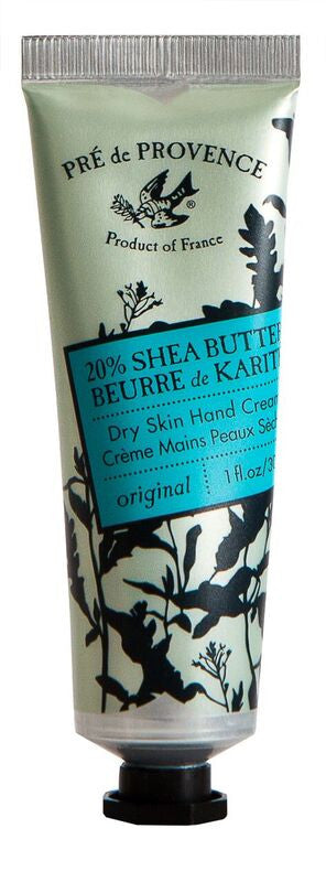 European Soaps 20% Shea Butter Original Hand Cream 30ml