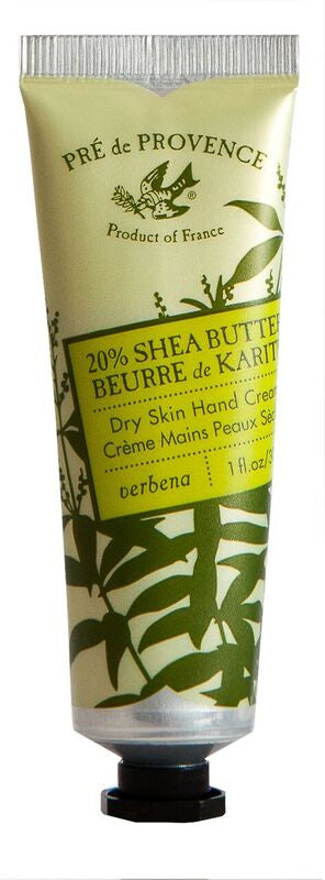 European Soaps 20% Shea Butter Verbena Hand Cream 30ml