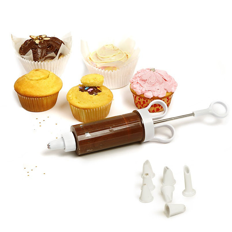 Norpro Cupcake Injector/ Decorator Set