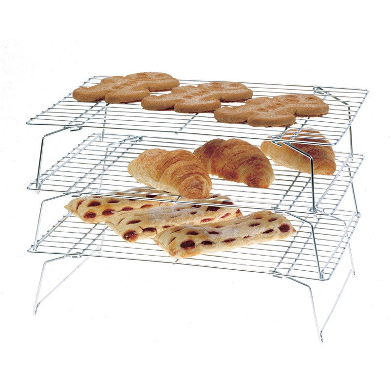 Norpro 3-Tier Stacking Cooling Rack