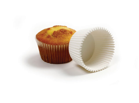 Norpro Giant White Muffin/Cupcake Baking Cups