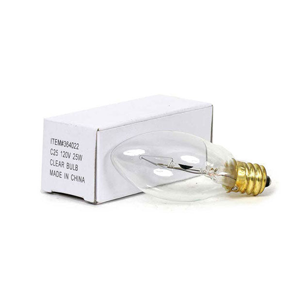 Colonial Tin Works 25 Watt Replacement Bulb