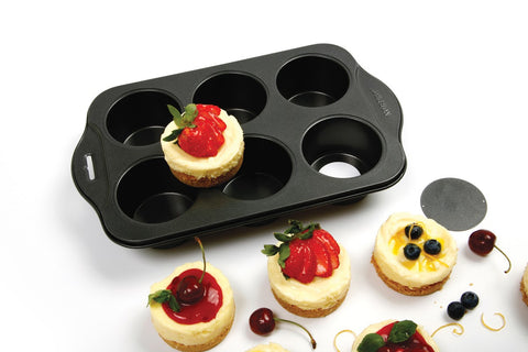 Norpro Nonstick 6 Small Cheesecake Pan