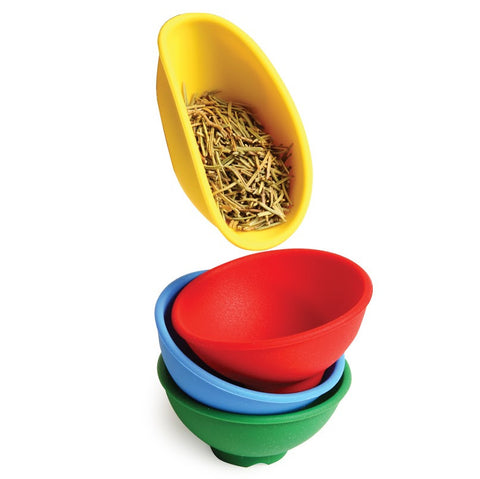 Norpro Mini Pinch Bowl Set of 4