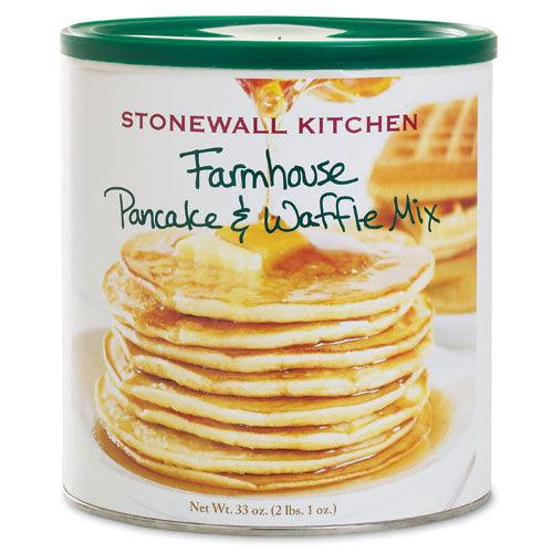 Stonewall Kitchen Farmhouse Pancake & Waffle Mix 33 oz.
