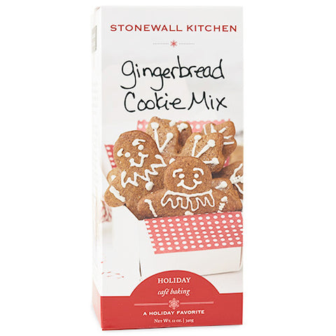 Stonewall Kitchen Gingerbread Cookie Mix