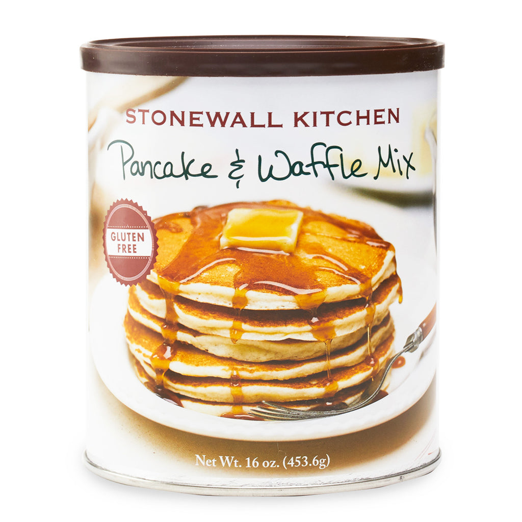 Stonewall Kitchen Pancake Mix Gluten Free
