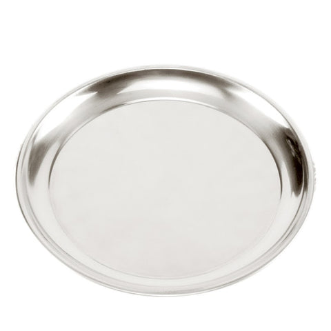 "Norpro 13.5"" Stainless Steel Pizza Pan"