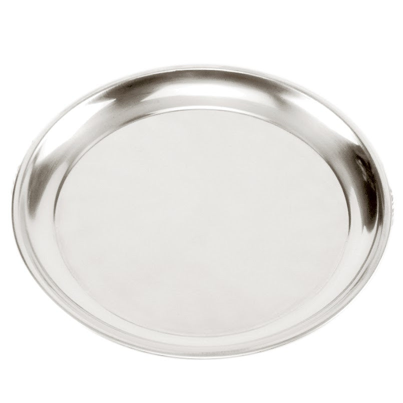 "Norpro 15.5"" Stainless Steel Pizza Pan"