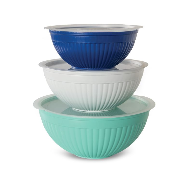 Nordic Ware 6 piece Covered Bowl Set