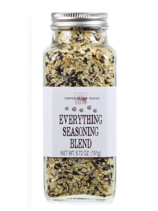 Pepper Creek Farm Everything Seasoning Blend