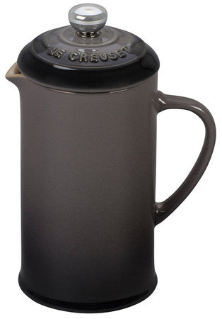 Le Creuset Flint Oyster French Press