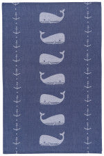Now Designs Ahoy Matey Jaquard Dishtowel