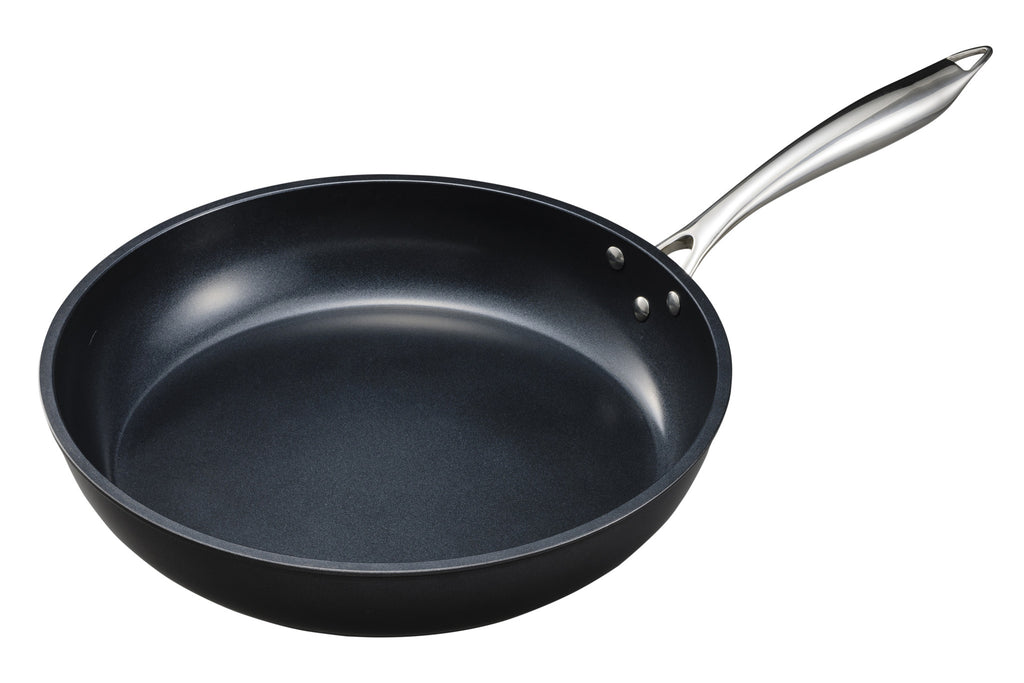 "Kyocera 12"" Ceramic Coated Nonstick Fry Pan"