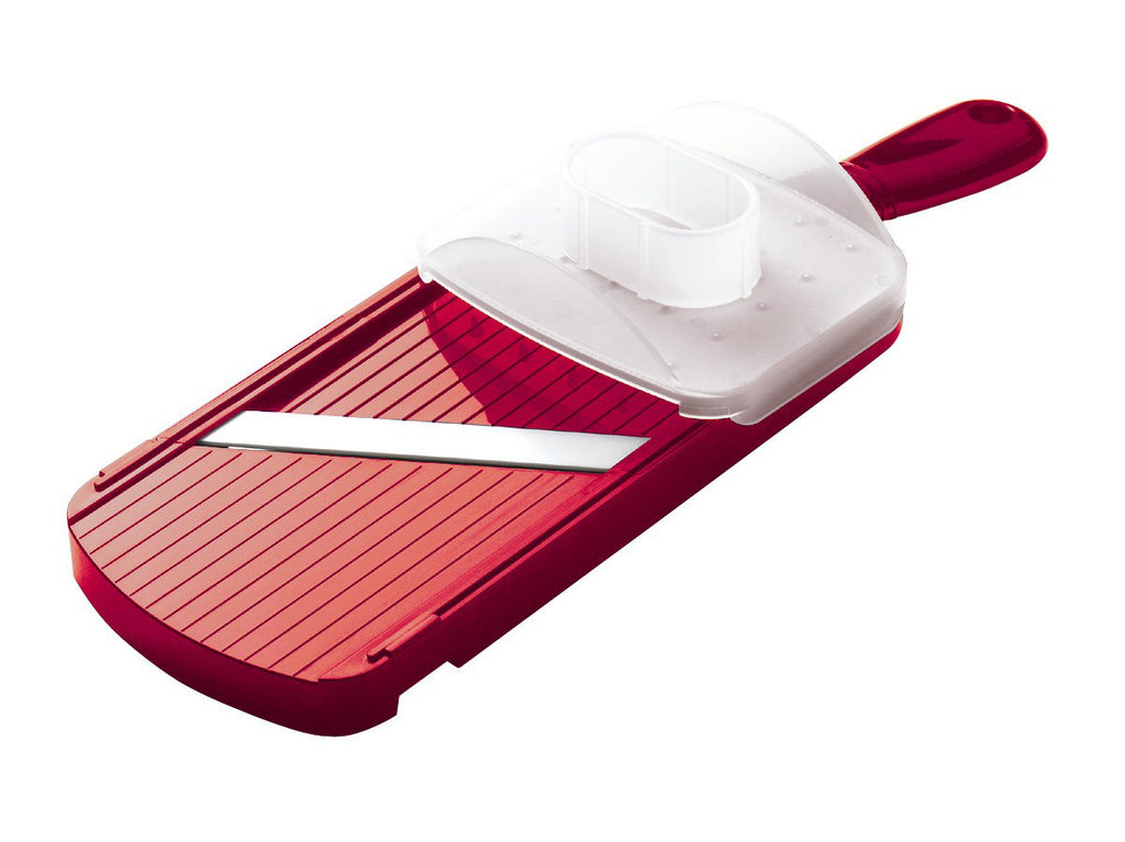 Kyocera Red Adjustable Ceramic Mandoline Slicer