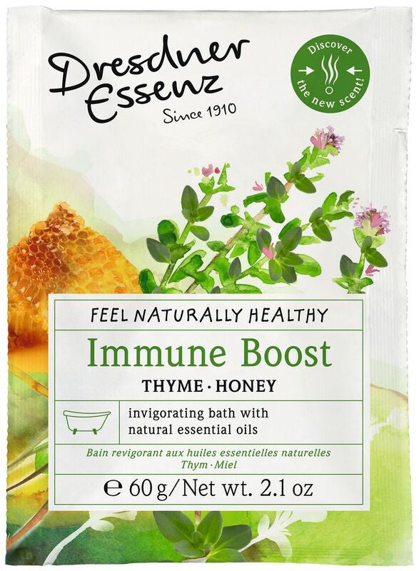 European Soaps Dresdner Essenz Cold Relief/Immune Boost Thyme & Honey Health Bath