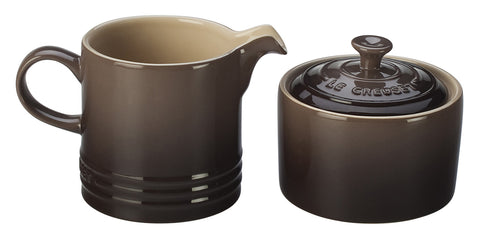 Le Creuset Truffle Cream & Sugar Set