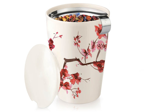 Tea Forte Kati Tea Brewing Cup Cherry Blossom