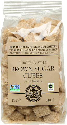 India Tree Brown Sugar Cubes