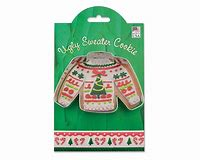 AC Ugly Sweater Cookie Cutter MMC