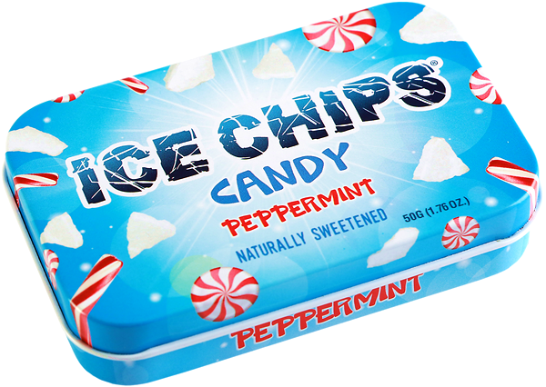 Ice Chips Peppermint