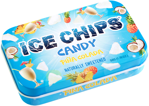 Ice Chips Pina Colada