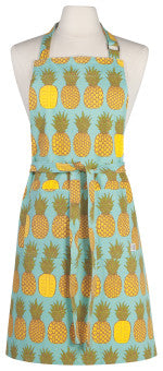 Now Design Pineapples Chef Apron