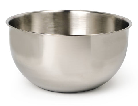 RSVP Stainless Steel 12 QT Mixing Bowl