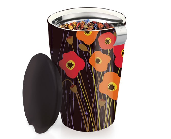 Tea Forti Kati Tea Brewing Cup Poppy Fields