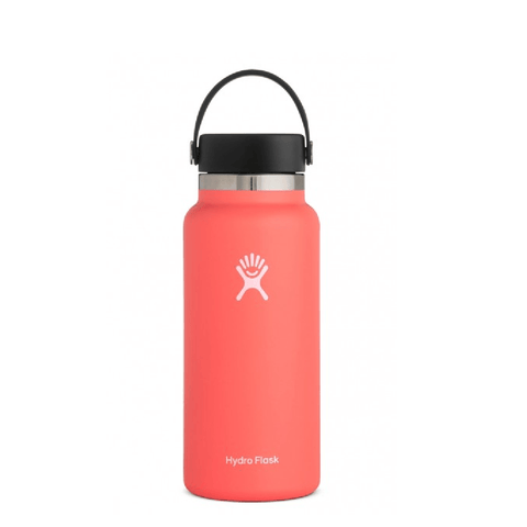 Hydro Flask 32 oz. Hibiscus Wide Mouth with Flex Cap