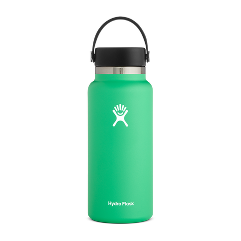 Hydro Flask 32 oz. Spearment Wide Mouth with Flex Cap
