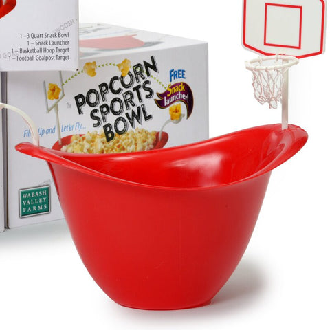 Wabash Valley Farms Popcorn Sports Bowl