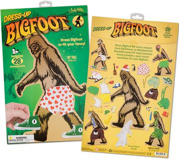 Bigfoot Dress-Up