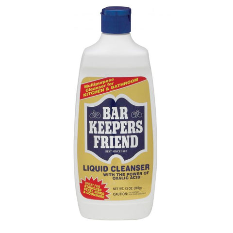 HIC Bar Keepers Friend Cleanser