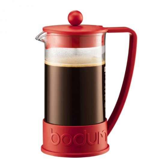 Bodum 8 Cup Brazil Red French