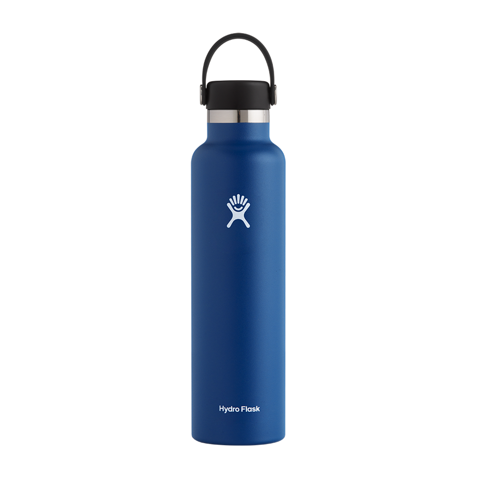 Hydro Flask 24 oz. Cobalt Standard Mouth with Flex Cap