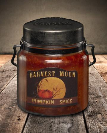McCall's Pumpkin Spice Scented Jar Candle 16 oz.
