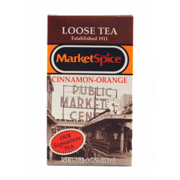 Market Spice Tea Loose Cinnamon-Orange