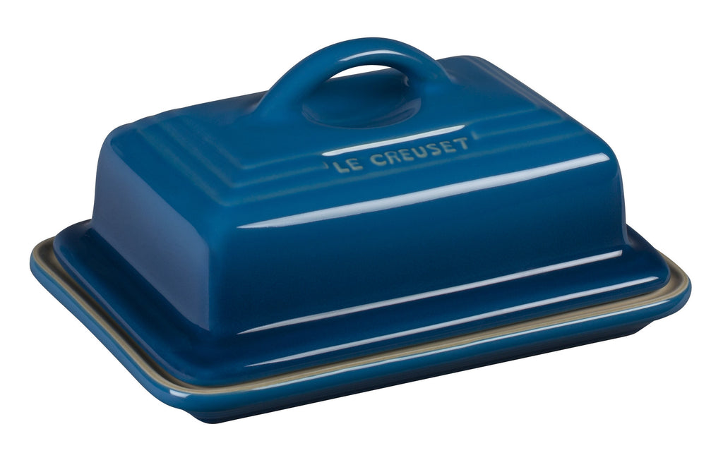 Le Creuset Marseille Heritage Butter Dish