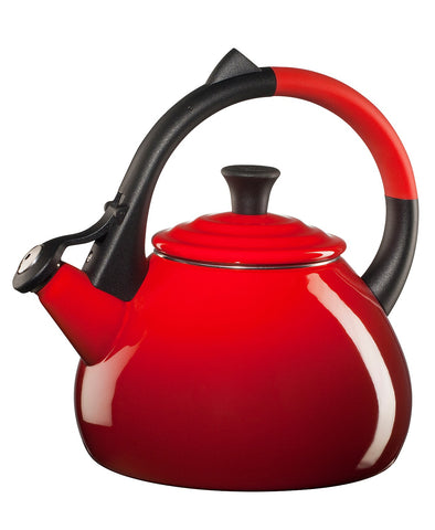 Le Creuset 1.6 Qt Cherry Oolong Kettle
